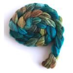 Michaux on Mixed BFL Wool Roving