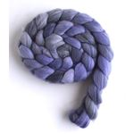 Lavender on Targhee/Bamboo/Silk Roving-2