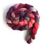 Merino/ Silk Roving (Top) - Hand Painted Spinnin-2