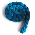 Drenched - Polwarth/Silk Roving-4