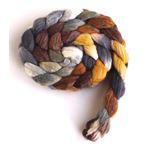 Agate on Polwarth/Silk Roving