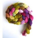 First Bloom, Merino/ SW Merino/ Silk Roving