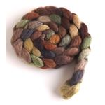 Sheep in the Field on Mixed BFL/Silk