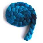 Drenched - Polwarth/Silk Roving-2