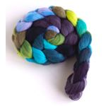 Friends and Familiars on Targhee Wool Roving