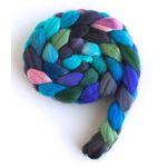 Petals in the Rain - Finn Wool Roving-2