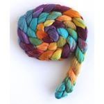 Mirror Lake, Merino/ SW Merino/ Silk Roving-2