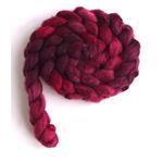 Dark Sweet Cherries on Polwarth/Silk Roving4