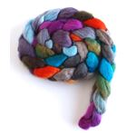 Wheel of Fortune - BFL Wool Spining Roving-2