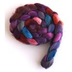 Late Winter Sunset - BFL Wool Roving-4