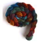 Flannel Shirt - Mixed BFL Wool Roving