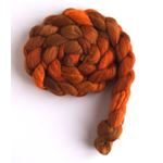 Orange Shades on Merino Wool4