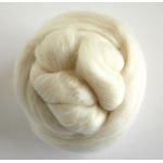 ECRU BFL Wool Roving-4