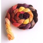 Radiance on Finn Wool Hand Spinning Roving
