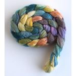 Muted Reflections - Polwarth/Silk 60/40 Roving