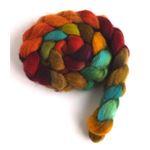 Summer Palette on Falkland Wool Roving