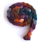 Heart of Wood on BFL/Silk Roving2
