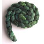 Tour de Fleece, Flag Green on Polwarth/Silk