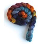 Rotation - BFL Wool Spining Roving-4