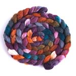 Heart of Wood on BFL/Silk Roving1