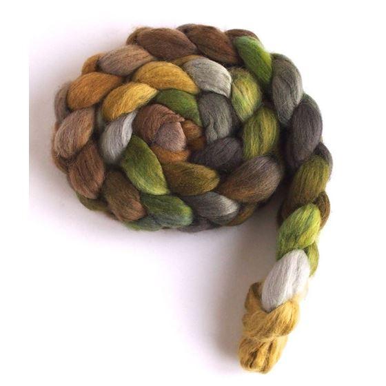 Lichen on Finn Wool