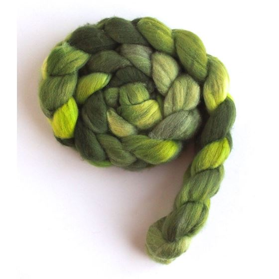 Tender Greens on Rambouillet Wool4