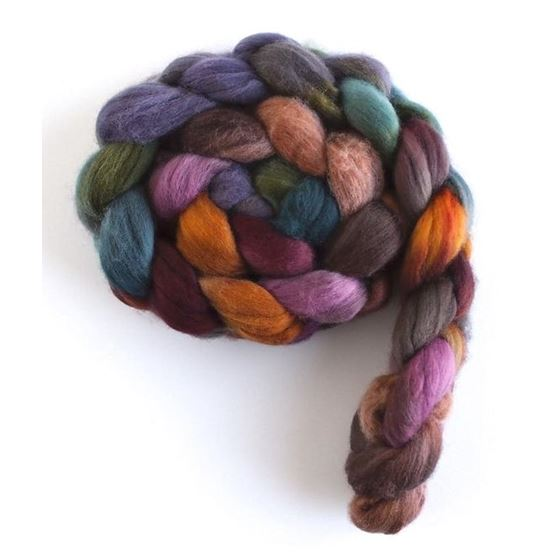 Antiquated Adornments - Rambouillet Wool Roving-4