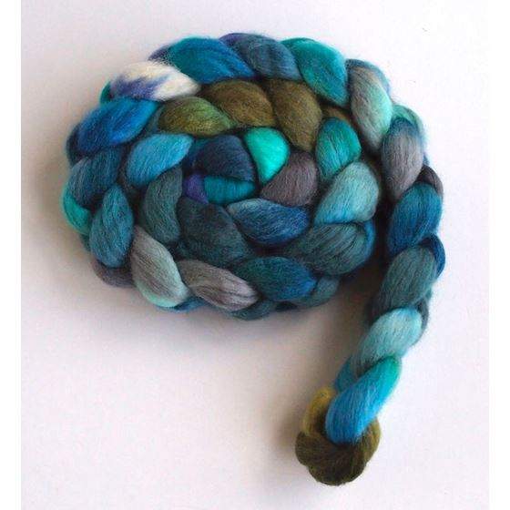 Waterside on Finn Wool Hand Spinning Roving