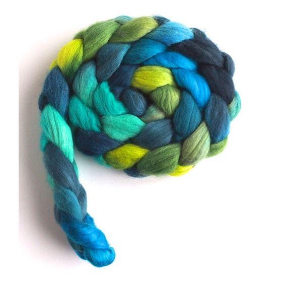 Aqueous on Finn Wool