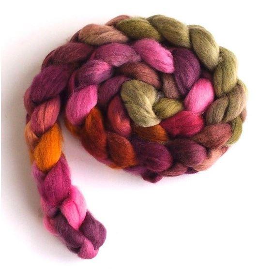 Plum Luster on Finn Wool1