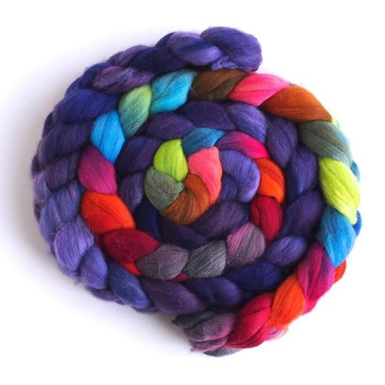 Violet Rivet on Rambouillet Wool2