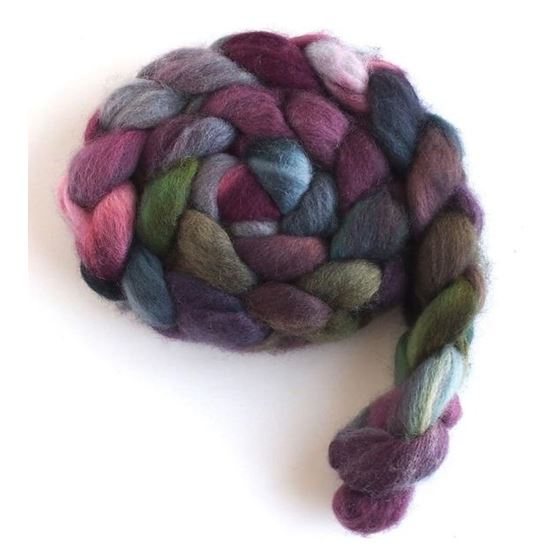 Maladroit - Falkland Wool Roving-4