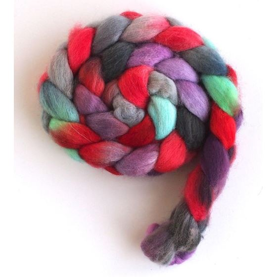 Reconcilable - Falkland Wool Roving-2
