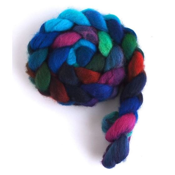 OOAK-3 - Falkland Wool Roving