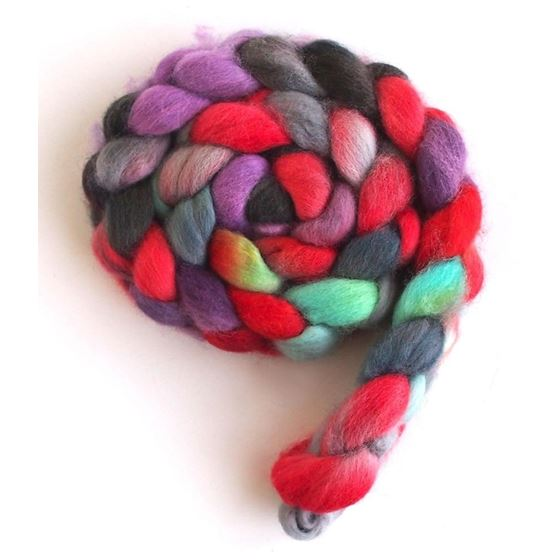 Reconcilable - Falkland Wool Roving-4