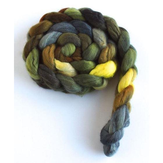 Perennial Disguise - Finn Wool Roving-4