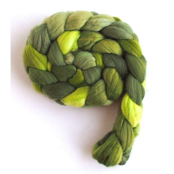 Tender Greens on Rambouillet Wool2