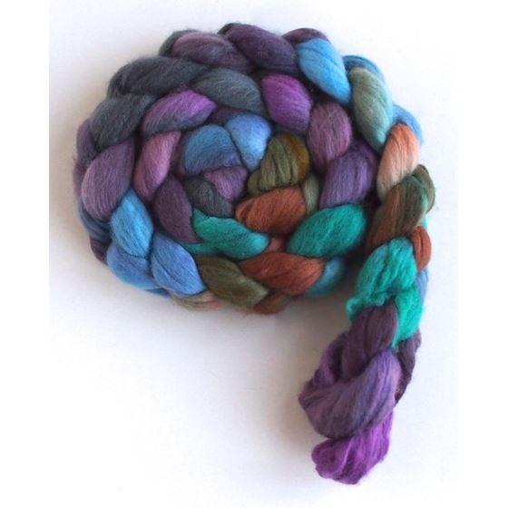 Luminous Dusk on Superfine Merino Wool4