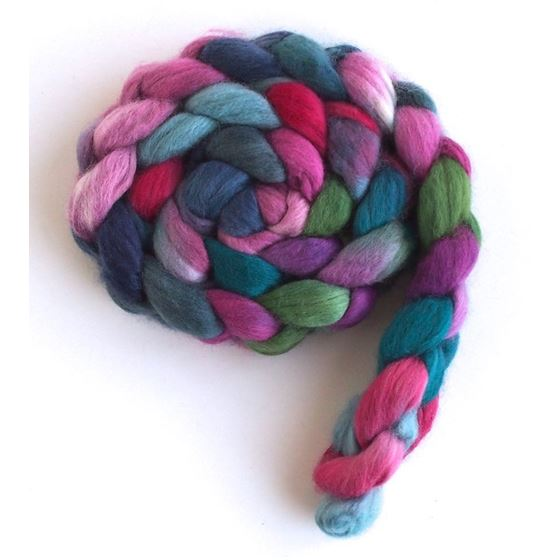 Lively Arbor - Finn Wool Roving-4