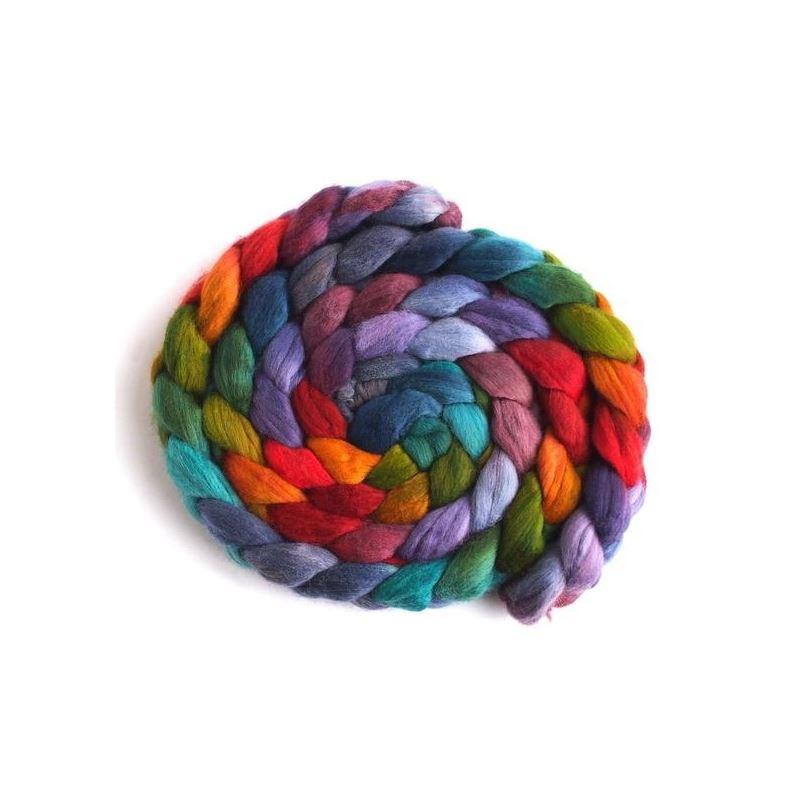 Multifarious Ruse - Finn Wool Roving-1