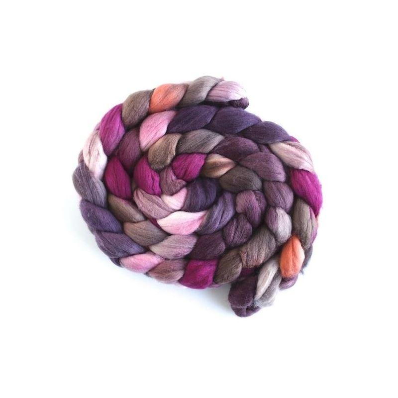 Range of Feeling - Rambouillet Wool Roving-1