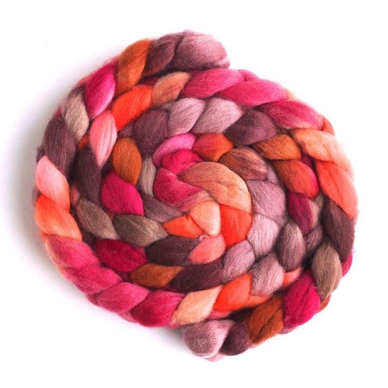 Piquant - Falkland Wool Roving-1