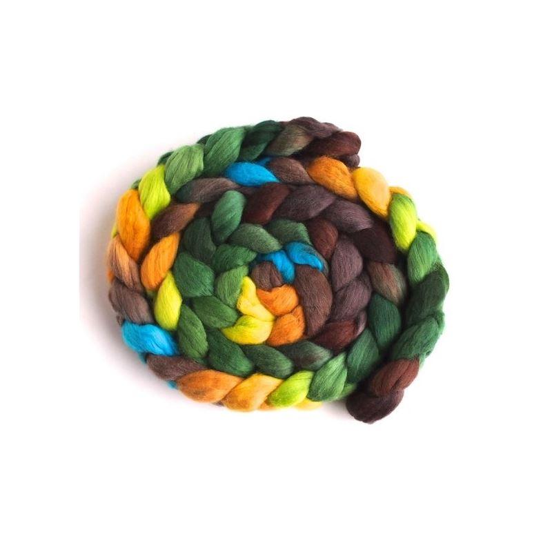 Natural Richness - Merino Wool Roving-1