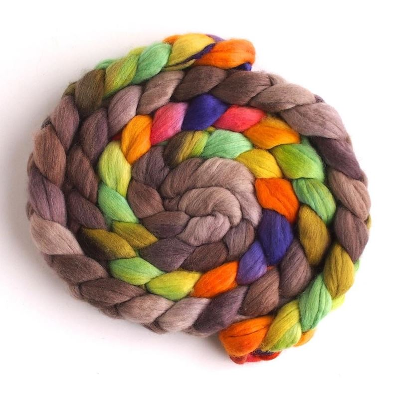 Firefly Clothesline - Finn Wool Roving-1
