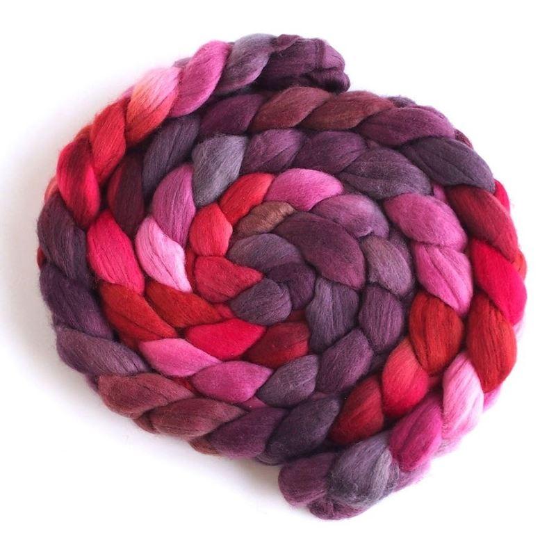 Hot Shot on Superfine Merino Wool1