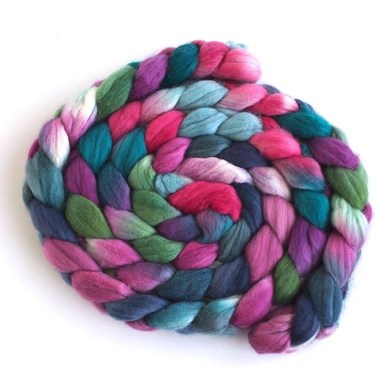 Lively Arbor - Finn Wool Roving1`