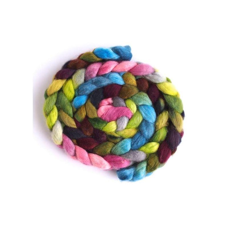 Circular Guarantee - BFL Wool Spining Roving-1