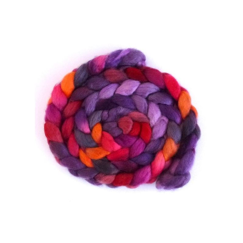 Tangy - BFL Wool Spining Roving-1